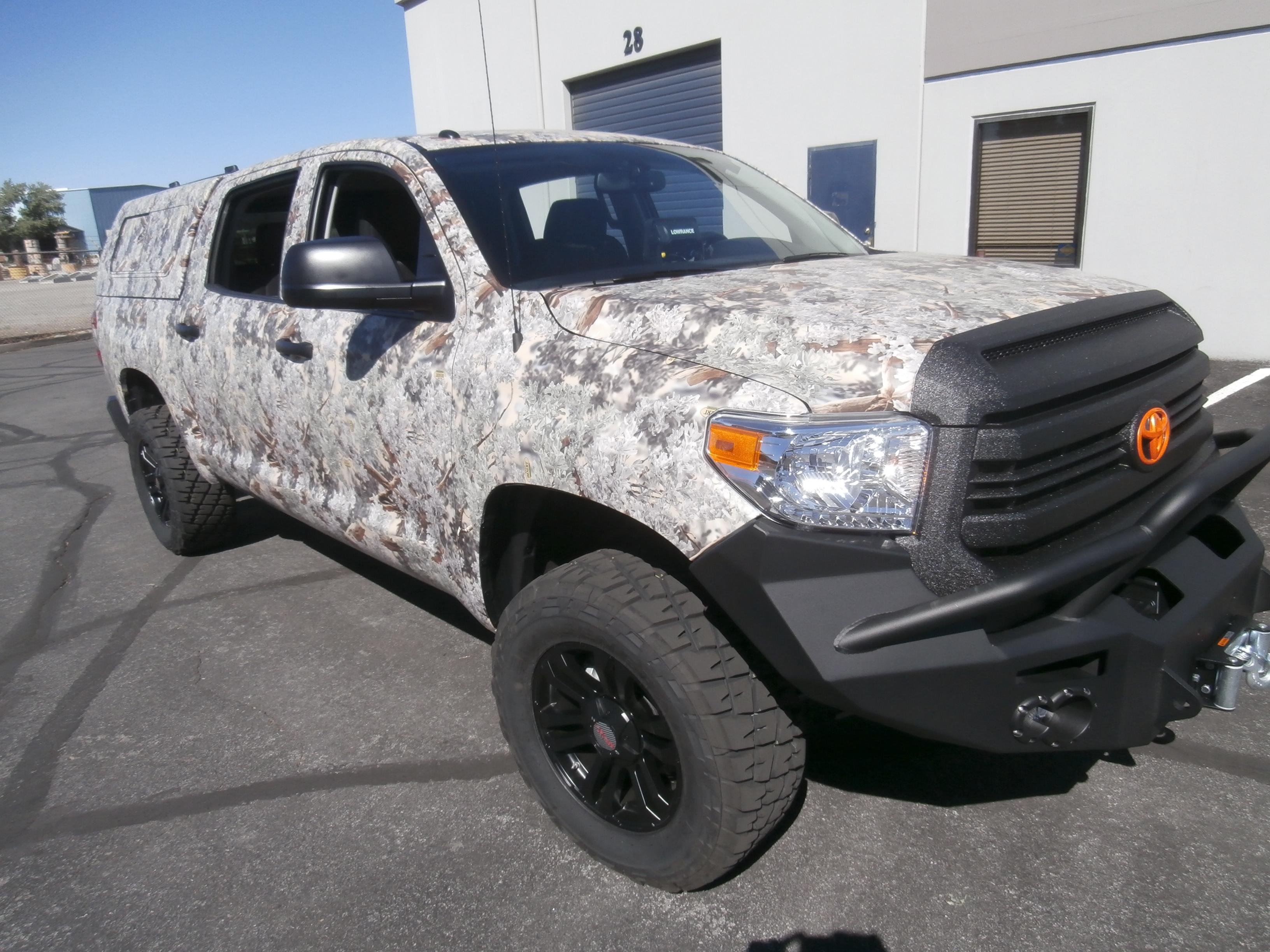 camo vehicle wraps grafics unlimited. Black Bedroom Furniture Sets. Home Design Ideas