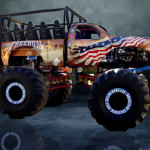 Grafics Unlimited, Monster Truck Wrap