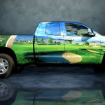 Grafics Unlimited, Truck Wrap