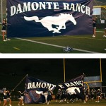 Damante Ranch Football, Signage