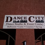 Dance City, Signage