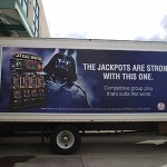 Star Wars Jackpots , Wrap