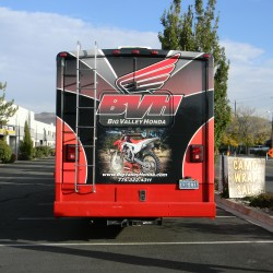 Bus Wrap, BVH