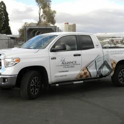 Custom Vehicle Stickers Reno