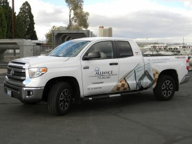 Custom Vehicle Stickers to Market Your Business