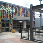 Duffy's wall graphics by Grafics Unlimited