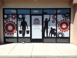 Exterior Signs, Window Graphics6