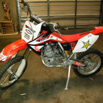 Grafics Unlimited, Honda Motorcycle graphics