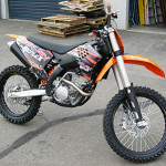 Grafics Unlimited, Off road Motorcycle graphics