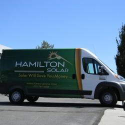 Van Wrap, Hamilton SOlar