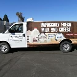 Van Wrap, Sand Hill Dairy