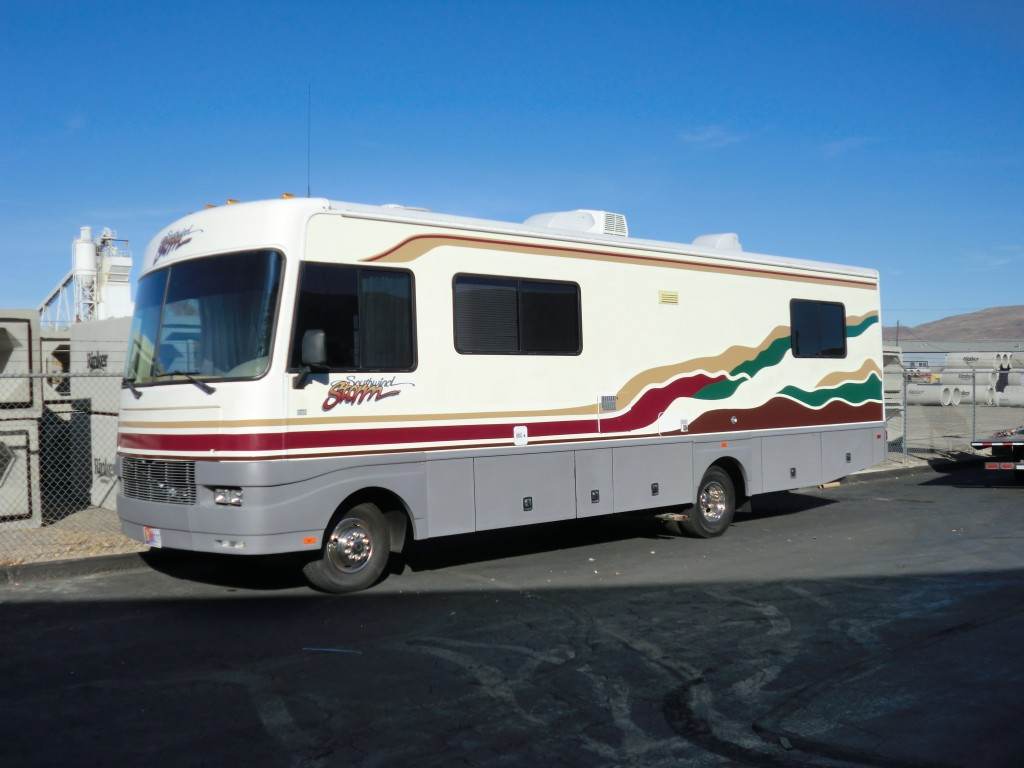 Buses And Motor Homes Grafics Unlimited