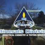 Grafics Unlimited, ALS Minerals Division Window Grafics