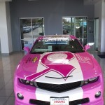 Grafics Unlimited, Camero wrap for Breast Cancer