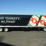 Grafics Unlimited, Dos Equis Trailer graphics