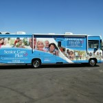 Grafics Unlimited, Hometown Health Motorhome wrap