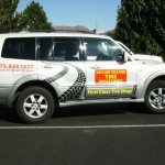 Grafics Unlimited, Incline Tire SUV graphics