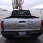 Grafics Unlimited, Infinity Painting truck graphics