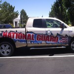 Grafics Unlimited, National Guard Truck Graphics