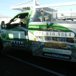 Grafics Unlimited, Premium Lawn & Landscapes work truck graphics