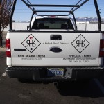 Grafics Unlimited, Rathole Ranch Enterprise truck graphics