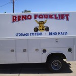 Grafics Unlimited, Reno Forklift Box Truck graphics