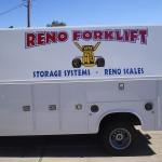 Grafics Unlimited, Reno Forklift Box Truck graphics