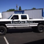 Grafics Unlimited, Reno Off Road Truck Graphics