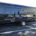 Grafics Unlimited, Reno Tahoe Limo Bus Graphics