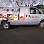 Grafics Unlimited, Roundabout van wrap