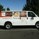Grafics Unlimited, The Grove Reno Van Graphics