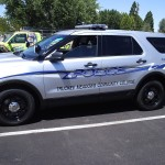 Grafics Unlimited, Truckee Meadows Community College Police SUV graphics