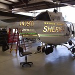 Grafics Unlimited, Washoe County Sheriff Helicopter Graphics