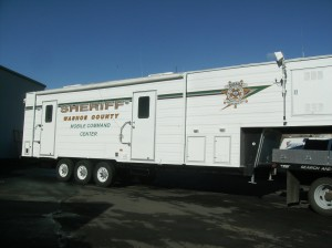 Grafics Unlimited, Washoe County Sheriff Trailer Graphics