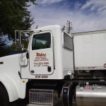 Grafics Unlimited, Waters Vacum Truck Service Tractor Trailer Graphics