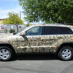 Camo Wrap, Grafics Unlimited2