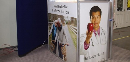 Trade Show Graphics That Hook Your Customers From A Distance