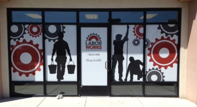 Be Seen With Custom Window Graphics