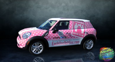 Marketing Your Business with Auto Wrap Advertising