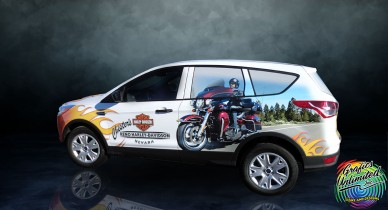 Create Custom Images For Vehicle Graphics
