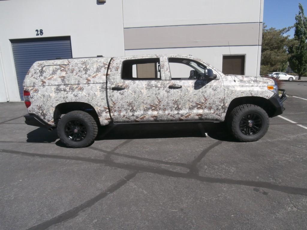 custom vehicle wraps