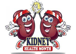 It's National Kidney Disease Month. Read These Tips for Better Kidney Health