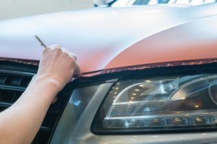 5 Guidelines To A Proper Vehicle Wrap